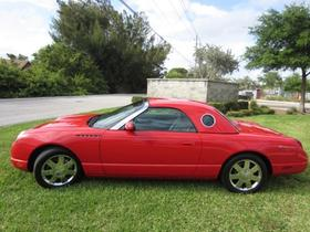 2002 Ford Thunderbird Deluxe:19 car images available