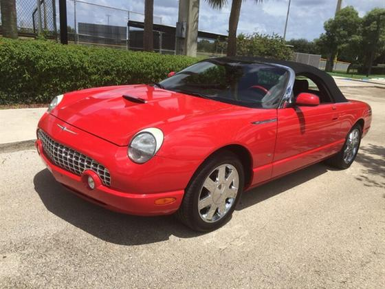2003 Ford Thunderbird Deluxe:6 car images available