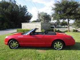 2003 Ford Thunderbird Deluxe:24 car images available