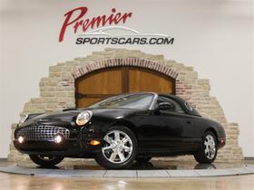 2002 Ford Thunderbird Deluxe:24 car images available