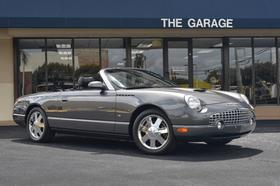 2003 Ford Thunderbird Premium:24 car images available