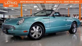 2002 Ford Thunderbird Premium:24 car images available