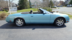 2002 Ford Thunderbird Premium:10 car images available
