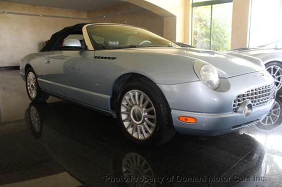 2004 Ford Thunderbird Premium:18 car images available
