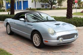 2004 Ford Thunderbird Premium:22 car images available