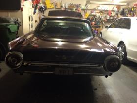 1962 Ford Thunderbird Premium