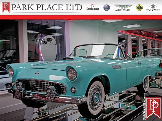 1955 Ford Thunderbird Roadster:24 car images available