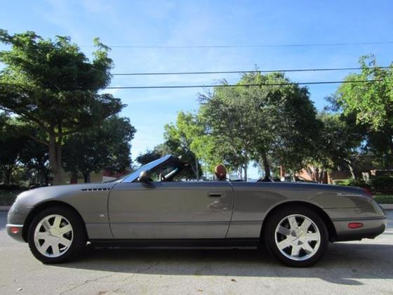 2003 Ford Thunderbird Roadster:21 car images available