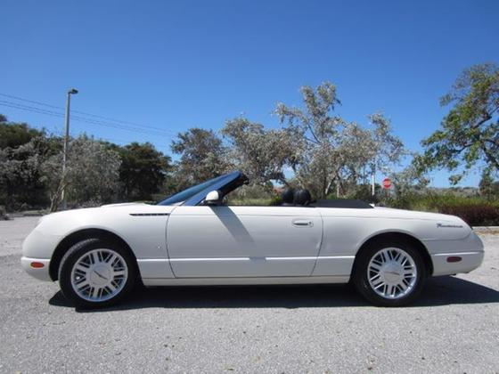 2003 Ford Thunderbird Roadster:22 car images available