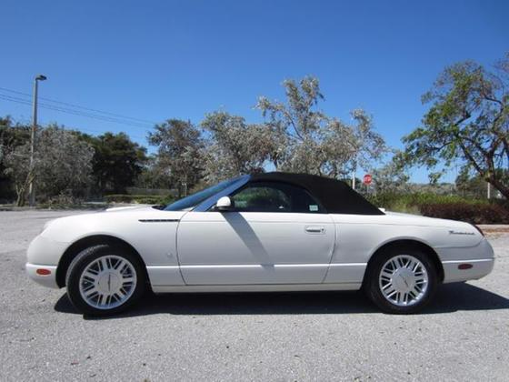 2003 Ford Thunderbird Roadster