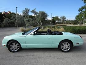 2004 Ford Thunderbird Roadster:24 car images available