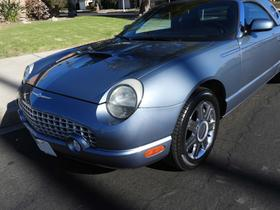 2005 Ford Thunderbird Roadster