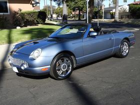 2005 Ford Thunderbird Roadster:24 car images available