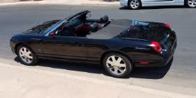 2003 Ford Thunderbird Special V8