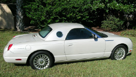 2005 Ford Thunderbird Special V8:12 car images available