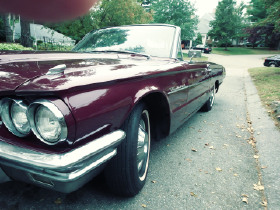 1964 Ford Thunderbird Special V8