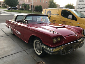 1959 Ford Thunderbird Special V8:13 car images available