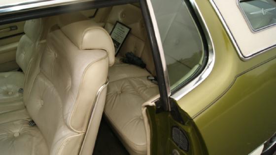 1973 Ford Thunderbird Special V8