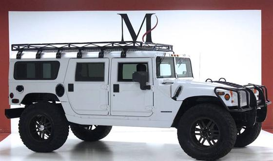 2001 Hummer H1 :24 car images available