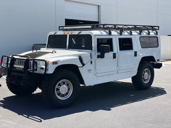 2003 Hummer H1 :9 car images available