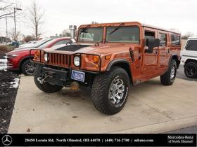 2002 Hummer H1 :24 car images available