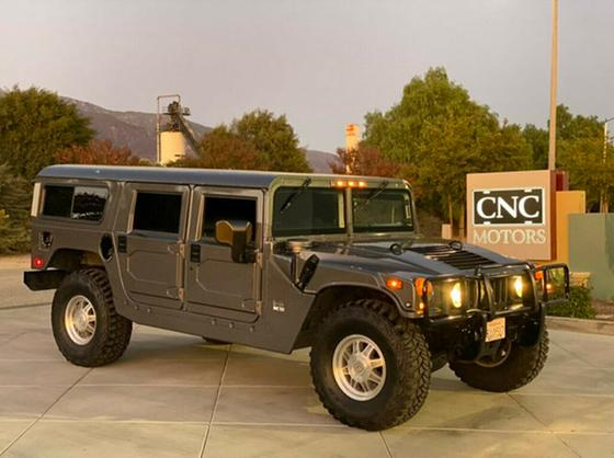 2006 Hummer H1 :11 car images available