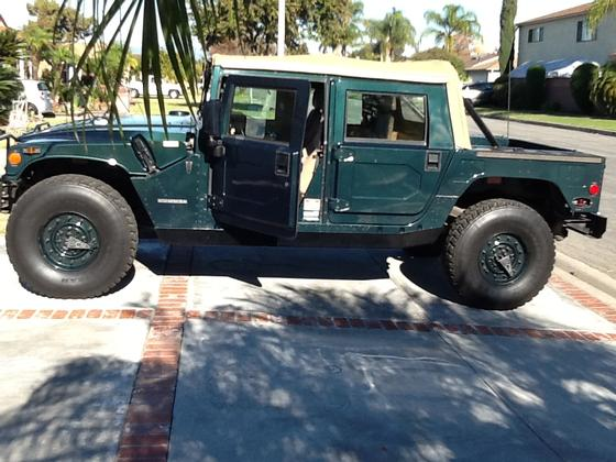 1996 Hummer H1 Alpha:6 car images available