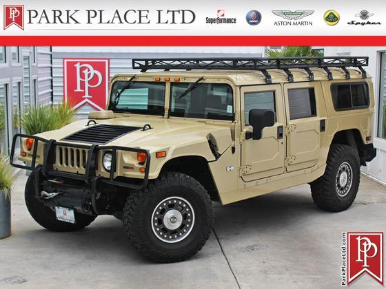 2006 Hummer H1 Alpha:11 car images available