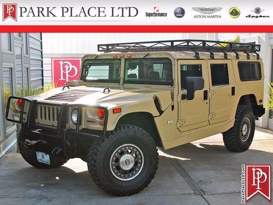 2006 Hummer H1 Alpha:24 car images available