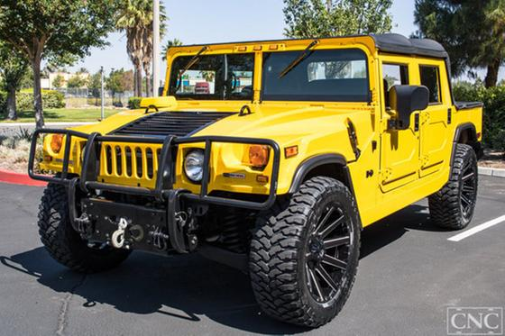 2006 Hummer H1 Open Top:24 car images available