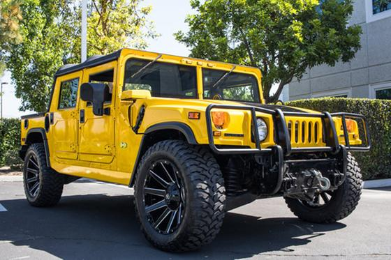 2006 hummer h1 open top for sale in ontario ca global autosports. Black Bedroom Furniture Sets. Home Design Ideas