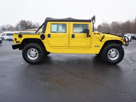 2001 Hummer H1 Open Top