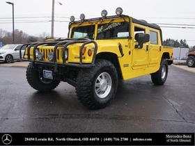 2001 Hummer H1 Open Top:24 car images available