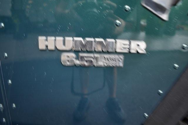 1998 Hummer H1 Open Top