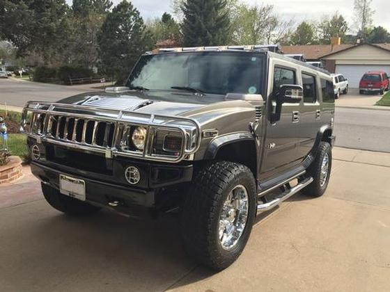 2008 Hummer H2 :6 car images available