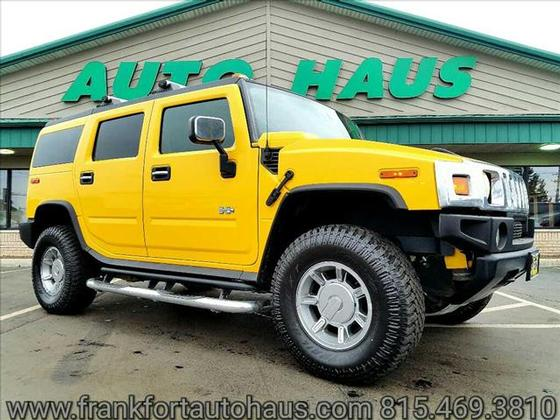 2005 Hummer H2 :24 car images available