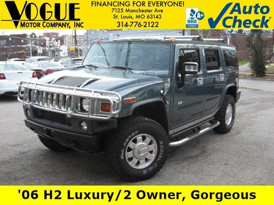 2006 Hummer H2 :24 car images available