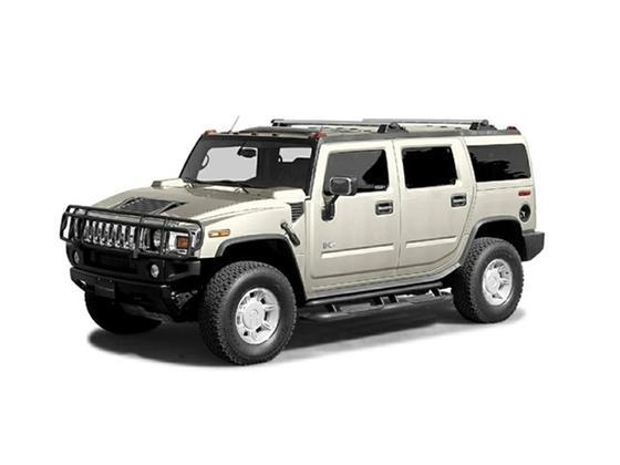 2003 Hummer H2  : Car has generic photo
