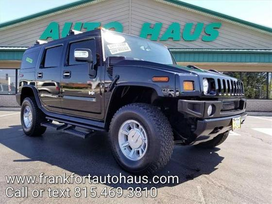 2007 Hummer H2 :24 car images available