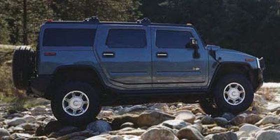 2007 Hummer H2  : Car has generic photo