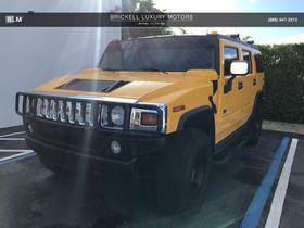 2003 Hummer H2 :8 car images available