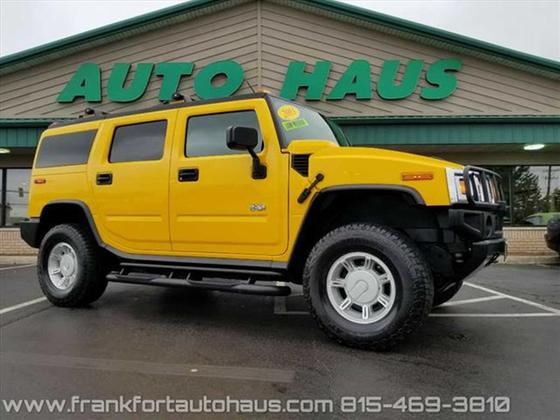 2003 Hummer H2 Adventure:24 car images available