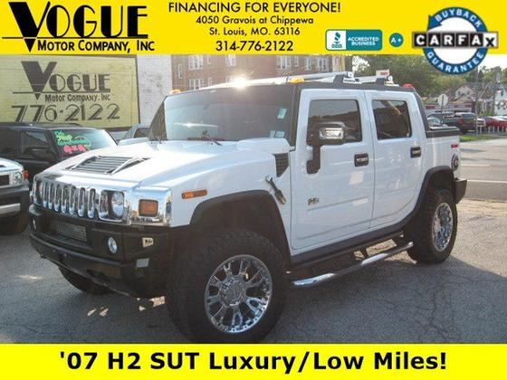 2007 Hummer H2 SUT:24 car images available
