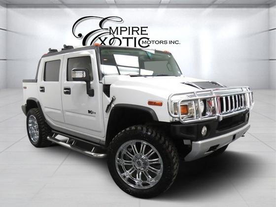 2008 Hummer H2 SUT:24 car images available