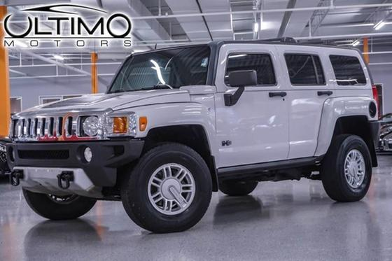 2008 Hummer H3 :24 car images available