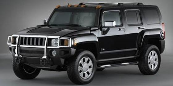 2007 Hummer H3  : Car has generic photo