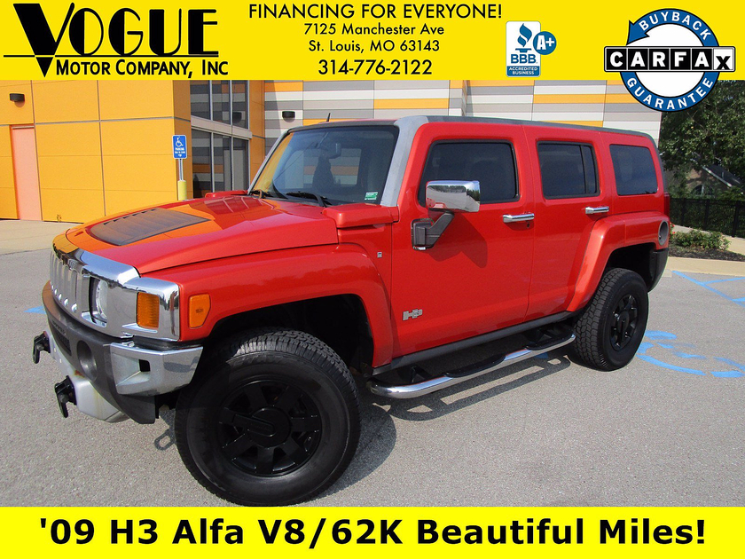 2009 Hummer H3 Alpha:24 car images available