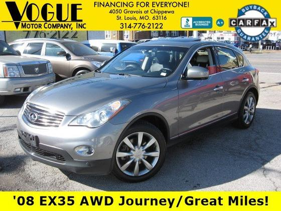 2008 Infiniti EX35 :24 car images available