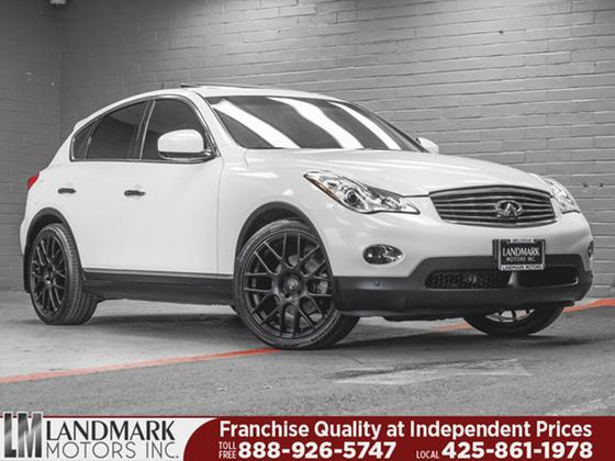 2010 Infiniti EX35 Journey:24 car images available