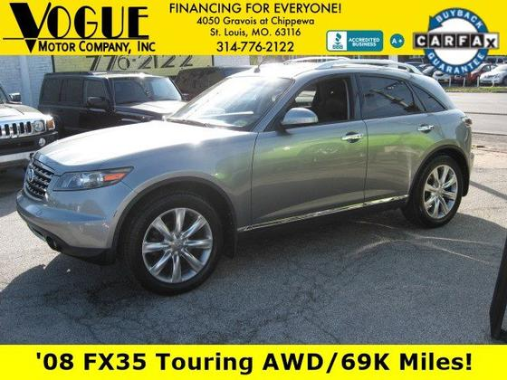 2008 Infiniti FX35 :24 car images available
